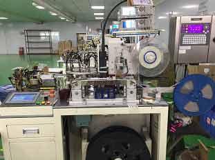 SDS自动测试包装机