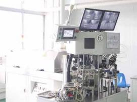 NR类四轴自动涂胶机