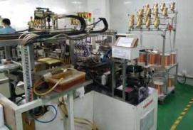 SD43 eight-axis winding tin machine