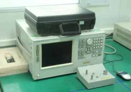 Agilent High Frequency Network Analyser