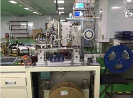 SD Automatic Test Packaging Machine